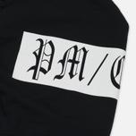 Мужская толстовка Carhartt WIP x P.A.M. Radio Club L.A. Hooded Black фото- 6