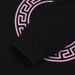 Мужская толстовка Carhartt WIP x P.A.M. Radio Club Logo Black/Vegas Pink фото- 3