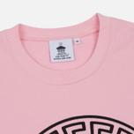 Мужская толстовка Carhartt WIP x P.A.M. Radio Club Logo Vegas Pink/Black фото- 1