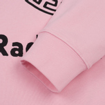 Мужская толстовка Carhartt WIP x P.A.M. Radio Club Logo Vegas Pink/Black фото- 3