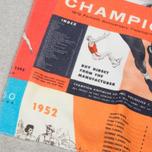 Мужская толстовка Champion Reverse Weave All Over Print Sport Grey фото- 2