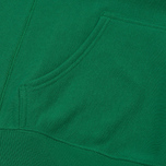 Мужская толстовка Champion Reverse Weave Basic Patch Logo Verdent Green фото- 4