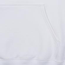 Мужская толстовка Champion Reverse Weave Big Script Arm Hooded White фото- 1