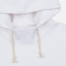 Мужская толстовка Champion Reverse Weave Big Script Arm Hooded White фото- 4