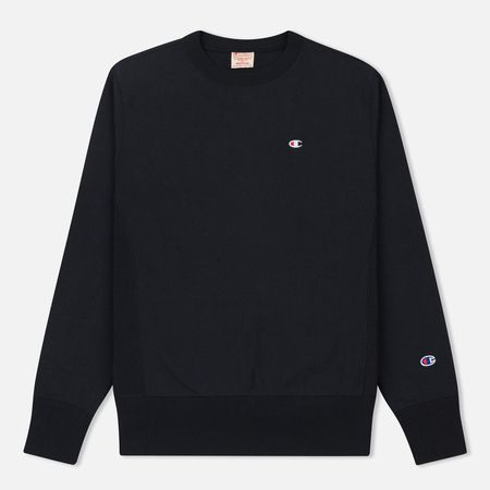 Мужская толстовка Champion Reverse Weave Classic Crew Neck New Navy