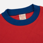 Мужская толстовка Champion Reverse Weave Colour Block Crew Neck Red/White/Blue фото - 1