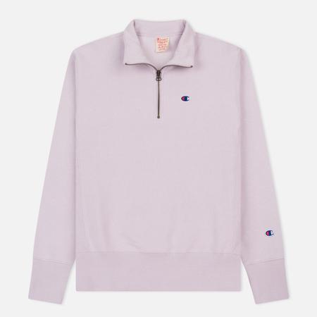 Мужская толстовка Champion Reverse Weave Half Zip Lavender