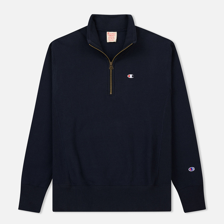 Мужская толстовка Champion Reverse Weave Half Zip Navy