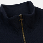 Мужская толстовка Champion Reverse Weave Half Zip Navy фото- 2