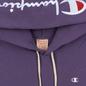 Мужская толстовка Champion Reverse Weave Hooded Brushed Fleece Mulled Grape фото - 1
