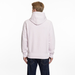 Мужская толстовка Champion Reverse Weave Hooded Logo Patch To The Chest And Sleeve Lavender фото- 6