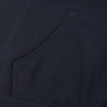 Мужская толстовка Champion Reverse Weave Hooded Navy фото- 4