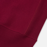 Мужская толстовка Champion Reverse Weave Icon Crew Neck Burgundy фото- 4