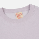 Мужская толстовка Champion Reverse Weave Icon Crew Neck Lavender фото- 1