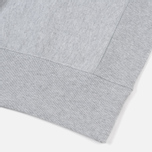 Мужская толстовка Champion Reverse Weave Icon Crew Neck Light Grey фото- 4