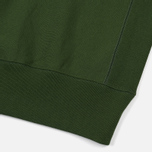 Мужская толстовка Champion Reverse Weave Icon Crew Neck Military Green фото- 4