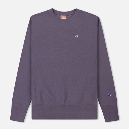 Мужская толстовка Champion Reverse Weave Icon Crew Neck Pastel Plum