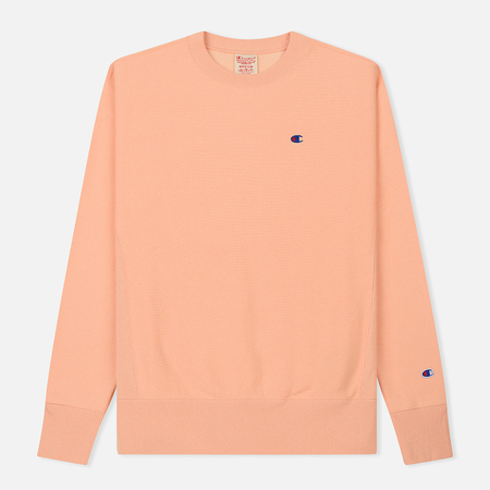 Мужская толстовка Champion Reverse Weave Icon Crew Neck Peach