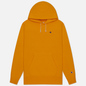 Мужская толстовка Champion Reverse Weave Logo Chest & Sleeve Hoodie Orange фото - 0