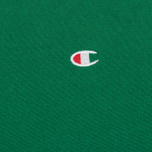 Мужская толстовка Champion Reverse Weave Logo Crew Neck Verdent Green фото- 2