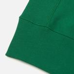 Мужская толстовка Champion Reverse Weave Logo Crew Neck Verdent Green фото- 4