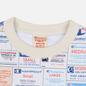 Мужская толстовка Champion Reverse Weave Archive Label Print Multicolor фото - 1