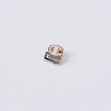 Мужская толстовка Champion Reverse Weave Multi Logo Hooded White фото- 2