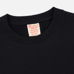Мужская толстовка Champion Reverse Weave Script Logo Crew Neck Black фото- 1