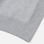 Мужская толстовка Champion Reverse Weave Script Logo Crew Neck Light Grey фото- 4