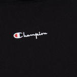 Мужская толстовка Champion Reverse Weave Super Oversized Hoodie Black фото- 2