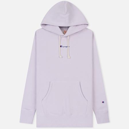 Мужская толстовка Champion Reverse Weave Super Oversized Hoodie Lavender