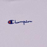 Мужская толстовка Champion Reverse Weave Super Oversized Hoodie Lavender фото- 2