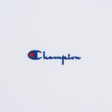 Мужская толстовка Champion Reverse Weave Small Script Crew Neck White фото- 2