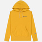 Мужская толстовка Champion Reverse Weave Small Script Hooded Golden Rod фото - 0