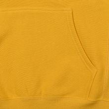 Мужская толстовка Champion Reverse Weave Small Script Hooded Golden Rod фото- 4