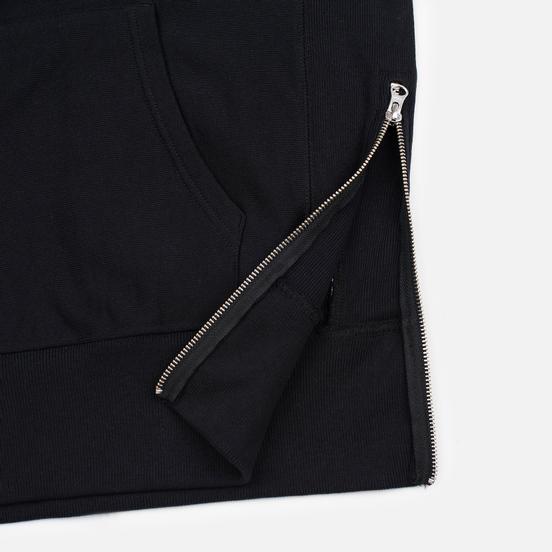 Мужская толстовка Champion Reverse Weave x Beams Half Zip Hoody Black