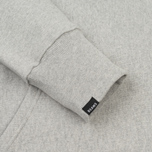 Мужская толстовка Champion Reverse Weave x Beams Half Zip Hoody Grey Marl фото- 5