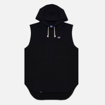 Мужская толстовка Champion Reverse Weave x Beams Hooded Sleeveless Black фото- 0
