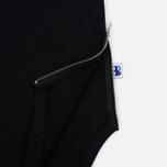Champion Reverse Weave x Beams Hooded Sleeveless Black photo- 1