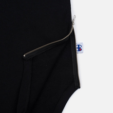 Мужская толстовка Champion Reverse Weave x Beams Hooded Sleeveless Black фото- 1