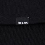 Champion Reverse Weave x Beams Hooded Sleeveless Black photo- 3
