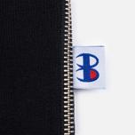 Champion Reverse Weave x Beams Hooded Sleeveless Black photo- 4