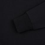 Мужская толстовка Champion Reverse Weave x Beams Zip Crew Black фото- 2