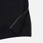 Мужская толстовка Champion Reverse Weave x Beams Zip Crew Black фото- 3