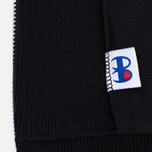 Мужская толстовка Champion Reverse Weave x Beams Zip Crew Black фото- 6