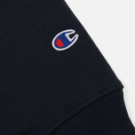 Мужская толстовка Champion Reverse Weave x Beams Zip Hoody Navy фото- 3