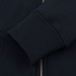 Мужская толстовка Champion Reverse Weave x Beams Zip Hoody Navy фото- 5