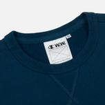 Мужская толстовка Champion Reverse Weave x Wood Wood Hugo Navy фото- 1
