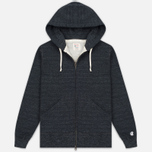 Мужская толстовка Champion x Todd Snyder Classic Full Zip Hoodie Charcoal Heather фото- 0