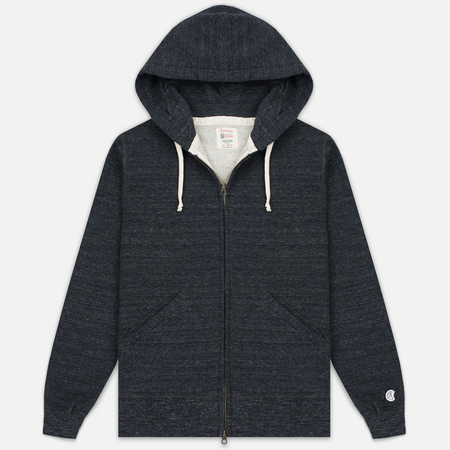 Мужская толстовка Champion x Todd Snyder Classic Full Zip Hoodie Charcoal Heather